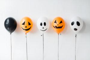 crimes on Halloween Audubon, NJ